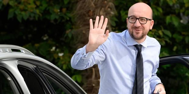 Bertieaux voit en Michel le futur premier ministre - La Libre