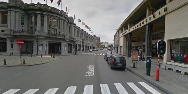 Tentative de meurtre rue Ravenstein à Bruxelles: deux suspects sous mandat d'arrêt - La Libre