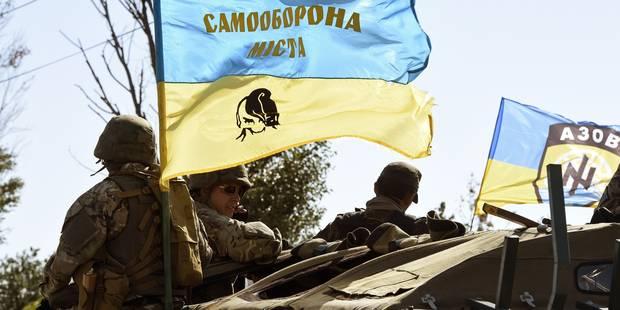 Un accord a été trouvé sur un cessez-le-feu en Ukraine - La Libre