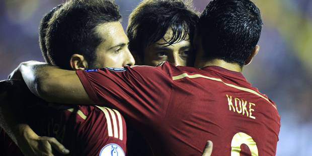 Euro 2016: l'Espagne et l'Angleterre brillent - La Libre