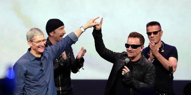 U2 sort un nouvel album... gratuit! - La Libre