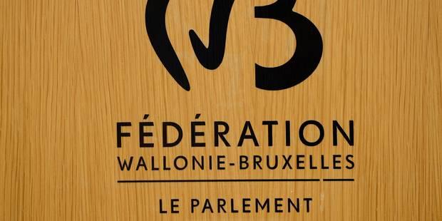 Le Parlement de la FWB fait sa rentrée ce jeudi - La Libre