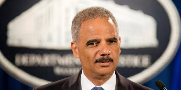 USA: Le ministre de la Justice Eric Holder démissionne - La Libre