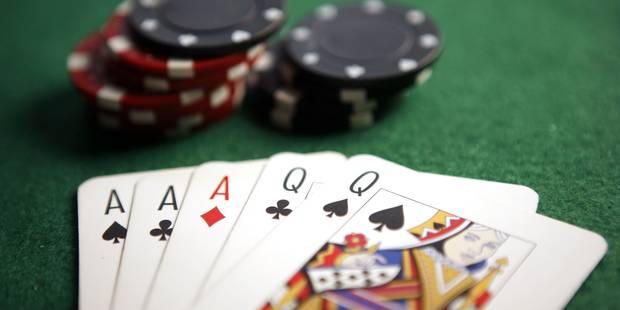Les joueurs de Poker professionnels dans le viseur du fisc - La Libre