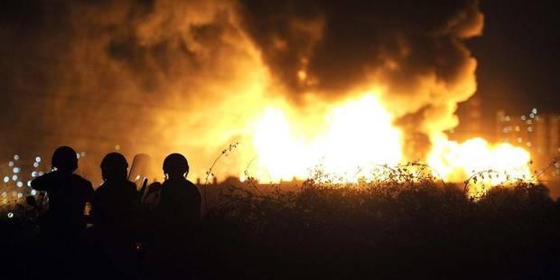 Incendie dans une raffinerie en Sicile, pas de blessé - La Libre
