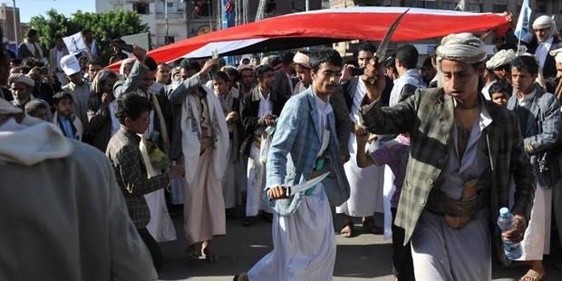 Quarante rebelles chiites houthis tués lors d'une attaque d'al-Qaïda au Yémen - La Libre