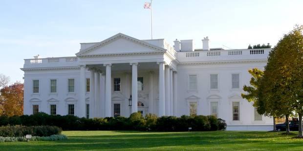 La (très) longue chevauchée de l'intrus de la Maison Blanche - La Libre