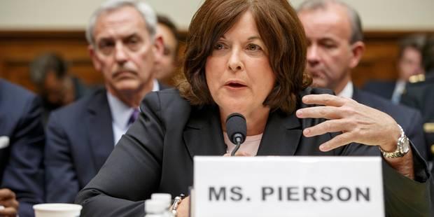 A la Maison Blanche, la chef du Secret Service reconnaît des failles inacceptables - La Libre