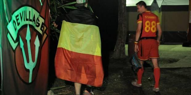 Mondial 2014: les supporters mécontents de Devillage attendent leur compensation financière - La Libre