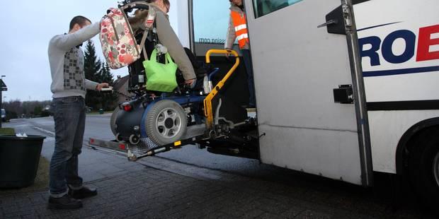 """""""La Belgique doit faire davantage pour l'intégration des personnes handicapées"""" - La Libre"""