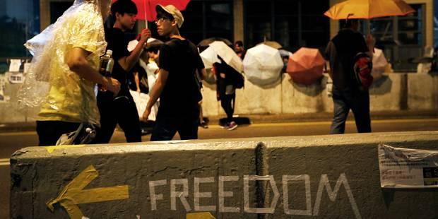 Vers une fin des manifestations à Hong Kong? - La Libre