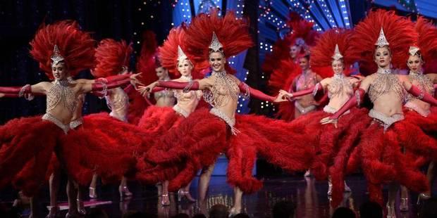 Le Moulin Rouge, 125 ans et une santé insolente - La Libre