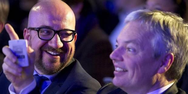 La première action du Premier ministre Charles Michel : rencontrer les syndicats - La Libre