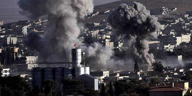 """L'Etat islamique prend le QG kurde à Kobané, l'ONU craint un """"massacre"""" - La Libre"""