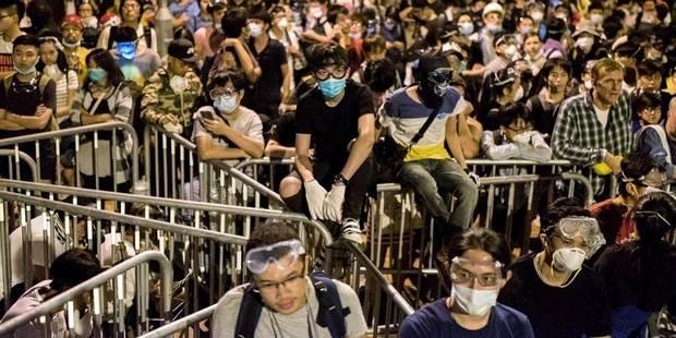 La Chine bloque le site de la BBC après sa couverture des manifestations de Hong Kong - La Libre