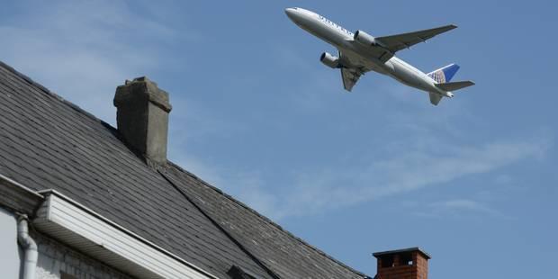 Nuisances aériennes: Galant obtient un retour aux anciennes routes - La Libre