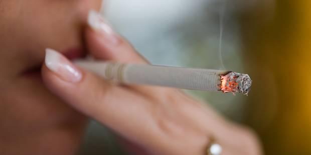 Il va être interdit de fumer ...chez le numéro 2 du tabac américain - La Libre