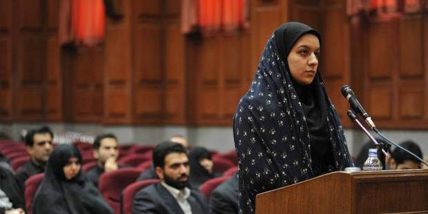Une Iranienne pendue pour meurtre malgré une mobilisation internationale - La Libre