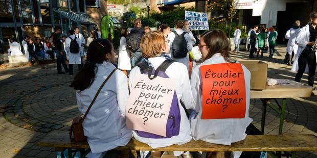 Numéro Inami: toutes les facultés de médecine en grève ce jeudi - La Libre