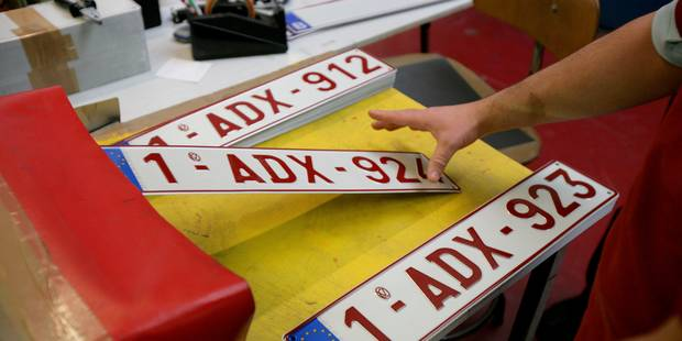 Les immatriculations de véhicules neufs en baisse en octobre - La Libre