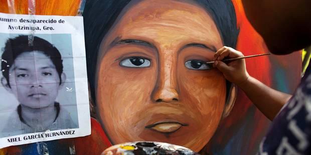 43 étudiants disparus au Mexique: l'Etat a perdu le contrôle - La Libre