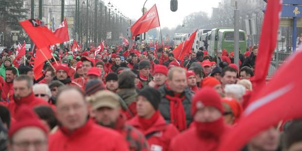 Manifestation à Bruxelles: voici les perturbations attendues ce jeudi - La Libre