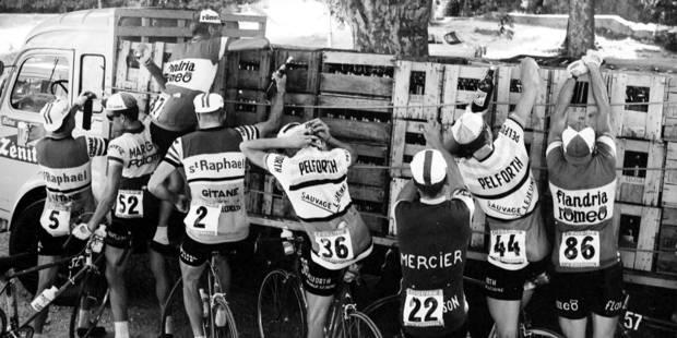 L'ancien coureur cycliste Willy Monty est décédé à l'âge de 75 ans - La Libre