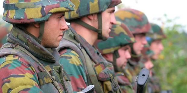 La Défense risque de perdre un tiers de son personnel - La Libre