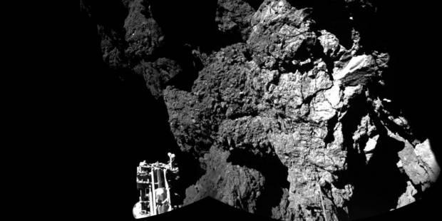 Philae a fait un forage, mais le résultat n'arrivera peut-être pas sur Terre - La Libre