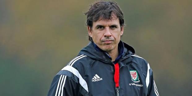 """Face aux Diables, le coach gallois veut """"relever le défi"""" - La Libre"""