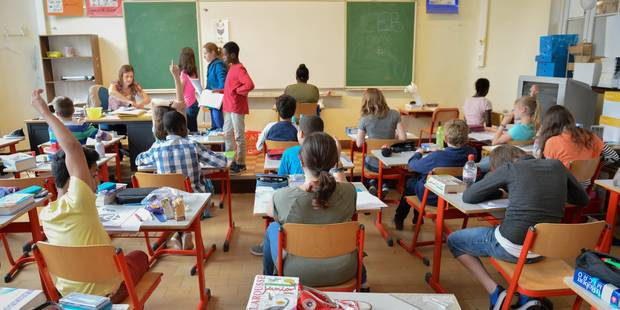 37 élèves supplémentaires ont obtenu leur CEB en 2014 - La Libre