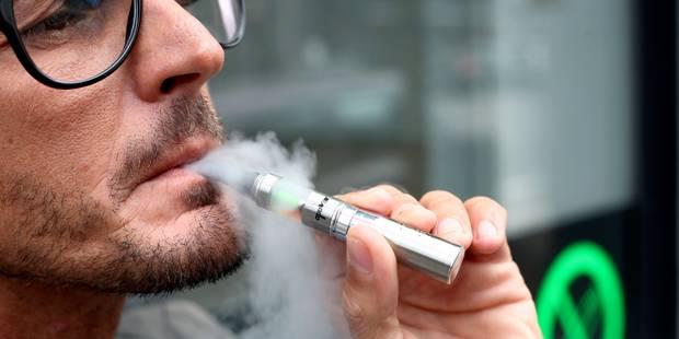 Oui, la cigarette électronique aide à arrêter de fumer - La Libre
