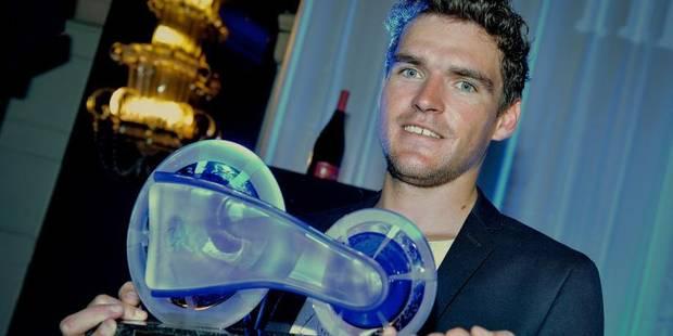 Vélo de cristal: Van Avermaet devance Philippe Gilbert - La Libre