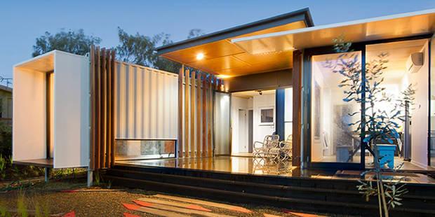 viens chez moi j 39 habite dans un conteneur la libre. Black Bedroom Furniture Sets. Home Design Ideas