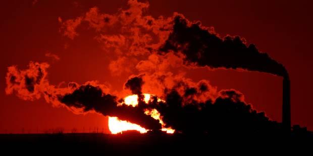 L'année 2014 jusqu'à présent la plus chaude dans le monde depuis 1880 - La Libre