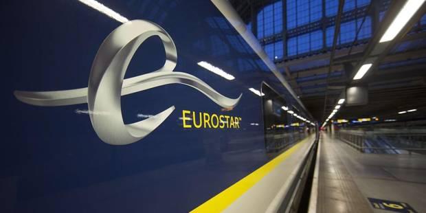 Les retards des trains Eurostar sont limités, mais les files d'attente sont longues - La Libre