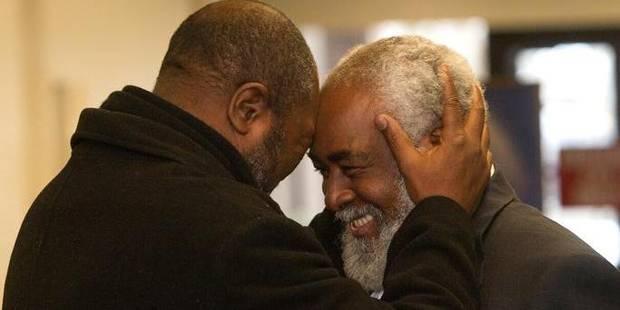 Condamné à mort, un homme est innocenté et libéré après 39 ans de prison - La Libre