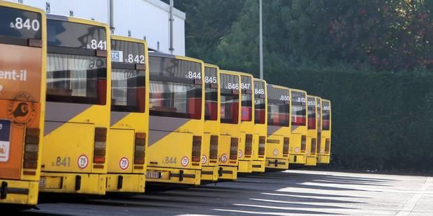 Grève au TEC Liège-Verviers: tous les dépôts à l'arrêt, hormis ceux de Verviers et Eupen - La Libre
