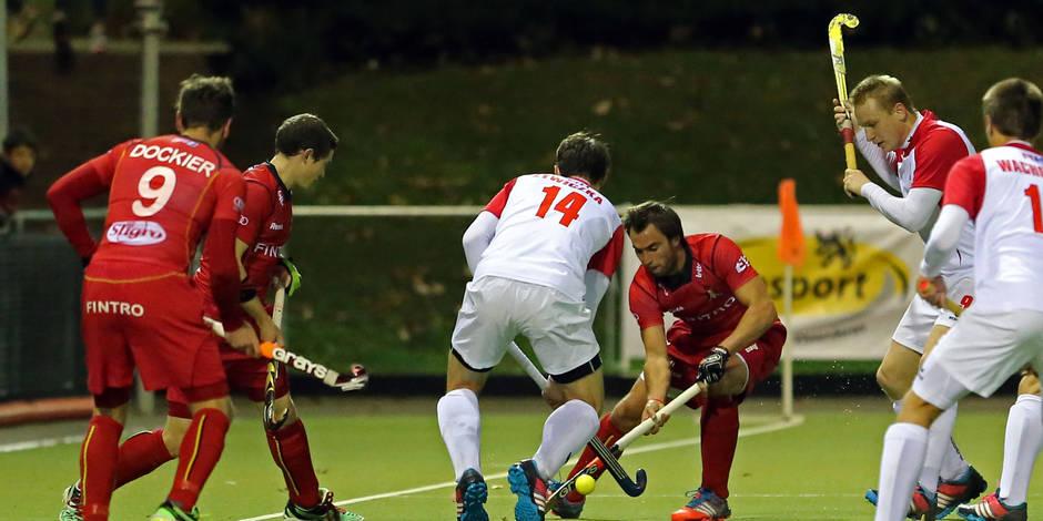 Hockey: les Red Lions trop forts pour la Pologne 8-1 - La Libre