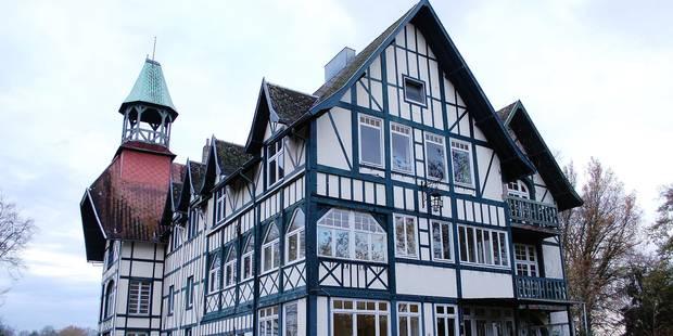 L'ancienne résidence du lac est menacée à Rixensart - La Libre