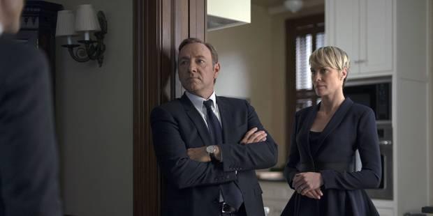 """""""House of Cards"""" reviendra pour une 3e saison en février 2015 - La Libre"""