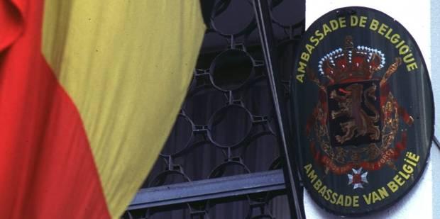 Pourquoi fermer des ambassades de Belgique? - La Libre
