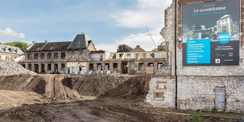 Un projet bis qui ne ravit pas à Huy - La Libre
