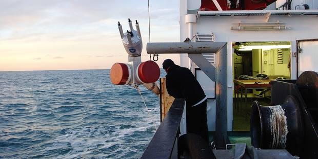 "24 heures à bord du ""Belgica"" - La Libre"