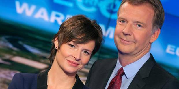 Johanne Montay (RTBF) a-t-elle voulu filer chez RTL? - La Libre