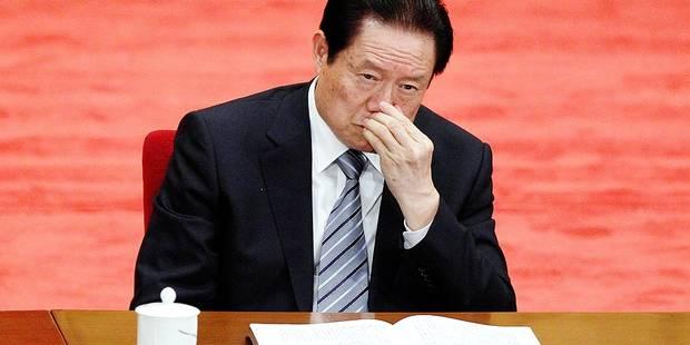 Chine : le Parti tremble sur ses bases - La Libre