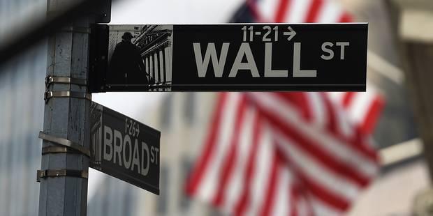 Gros coup de froid sur les bourses mondiales - La Libre