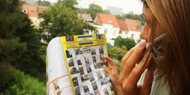 L'immobilier belge sur la bonne voie - La Libre