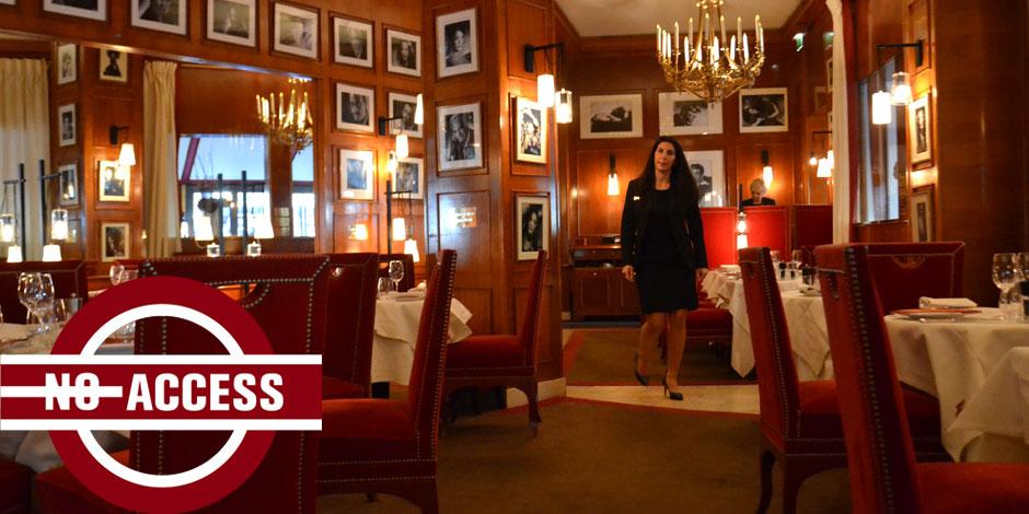Au Fouquet's,on a vu Fabiola mais jamais revu Nicolas Sarkozy? - La Libre