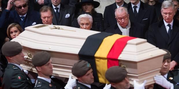 Découvrez les plus grands moments des funérailles de la reine Fabiola - La Libre
